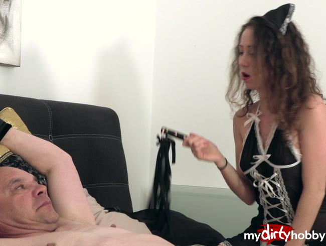 Private User Domination- dirty talk hard!